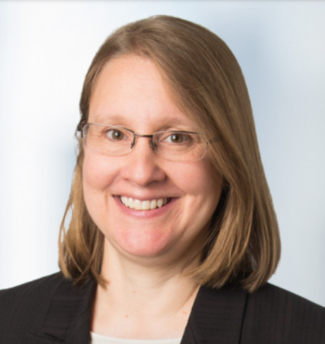 Elise Yabonsky, University Circle Incorporated planning director, organized the Hessler Neighborhood Streetscape proposal in 2014. Photo provided by Proskauer.